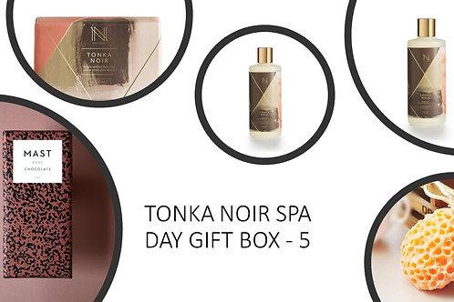 Tonka Noir Gift Box
