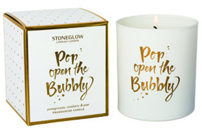 POP THE BUBBLY CANDLE