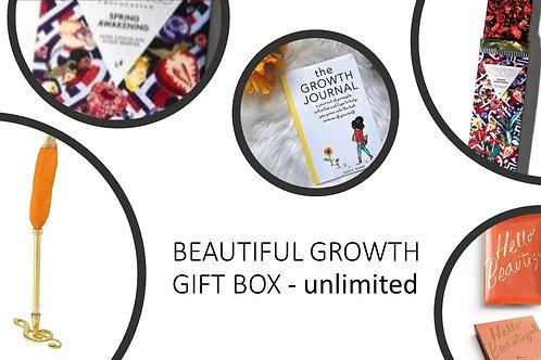 Beautiful Growth Gift Box