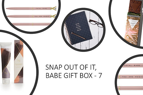 Snap Out Of It Babe Gift Box