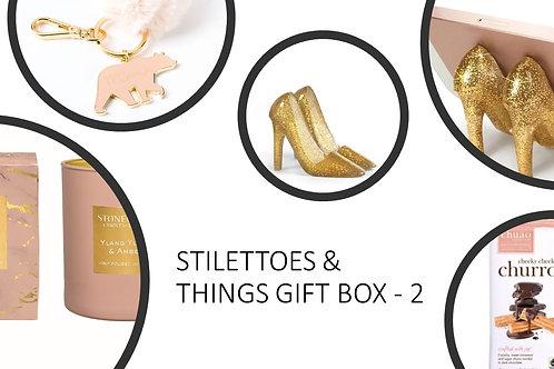 Stilleto's & Things Gift Box