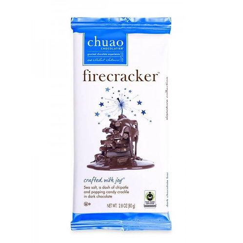 FIRECRACKER CHOCOLATE BAR