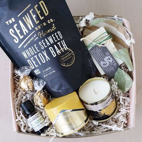 SEAWEED & AMBER SPA DAY GIFT BOX