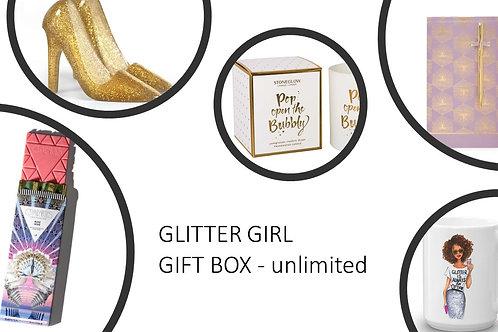 Glitter Girl Gift Box