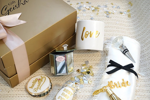 WEDDING WHITE GIFT BOX