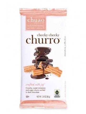 CHEEKY CHURRO CHOCOLATE BAR