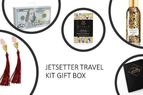 Jetsetter Travel Kit Gift Box
