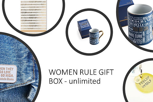 Women Rule Gift Box