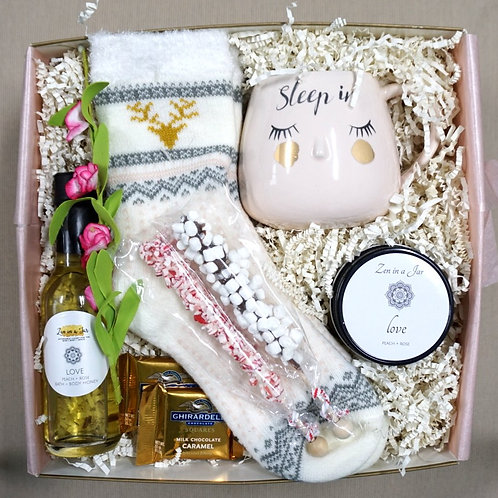 "LOVE ""To Sleep In"" GIFT SET"