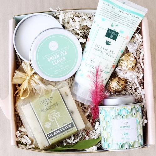GREEN TEA SPA DAY GIFT BOX