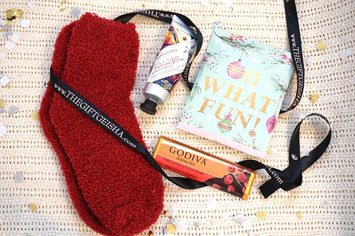 PILLOW GIFT BOX - COZY
