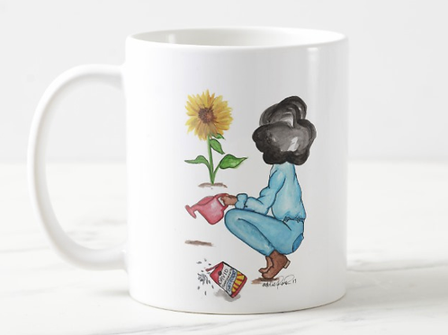 SEEDING SELF LOVE MUG