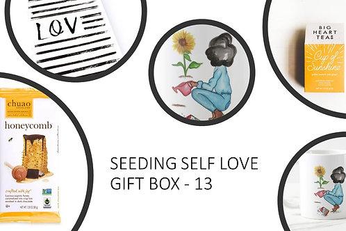 Seeding Self Love Gift Box
