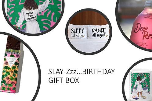 Slay-Zzz Gift Box -TEST