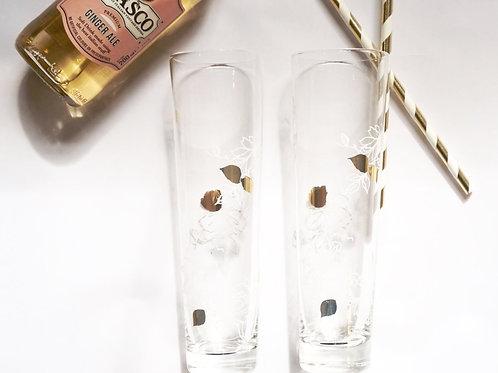 GOLDEN GARDINA GLASS