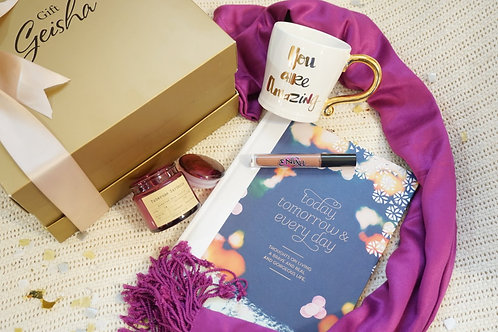 BE BRAVE GIFT BOX  (Donate to a Domestic Violence Survivor)