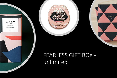Be Fearless Gift Box