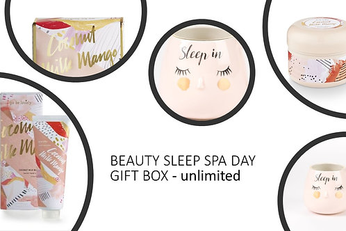 Sleep In  Gift Box