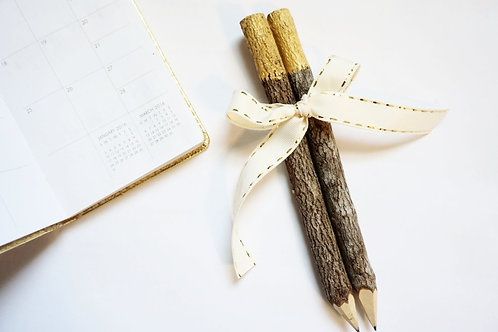 GOLDEN TIP WOODEN PENCILS (p)