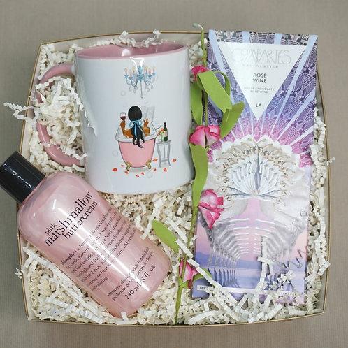 Unbothered Bathtime Gift Box