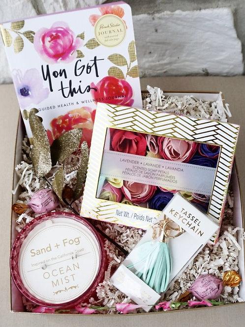 HEALTH & WELLNESS JOURNAL GIFT BOX