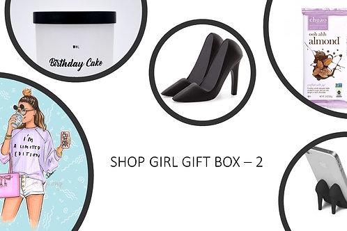 Shop Girl Gift Box