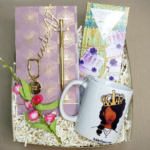 Cute AF Gift Box - CROWNED