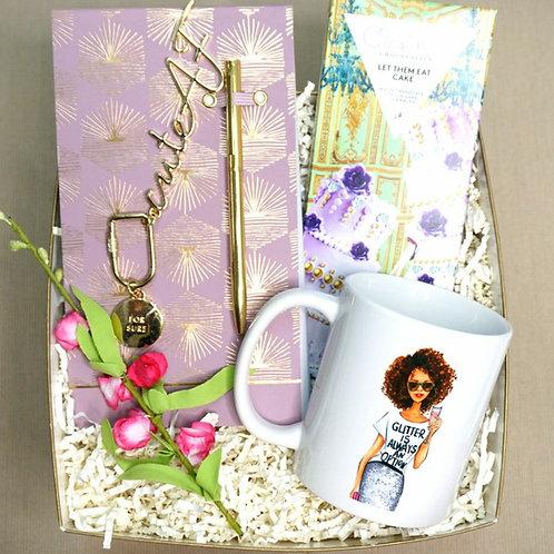 Cute AF Gift Box - GLITTER