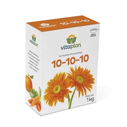 Fertilizante 10.10.10 - 1KG
