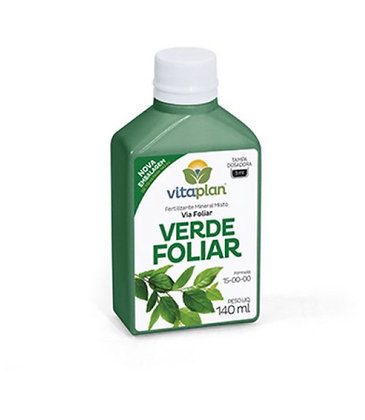 Fertilizante Verde Foliar - 140ml