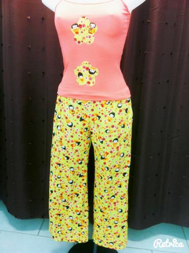 Création Pantalon