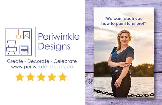 Laura Geerkens- Periwinkle Designs
