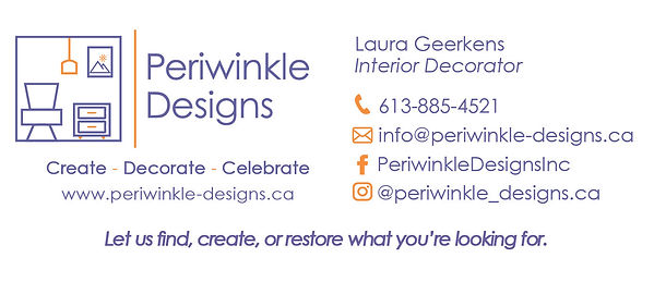 Contact Periwinkle Designs