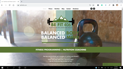 Be Fit 406