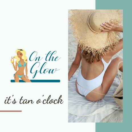 On The Glow Mobile Spray Tan