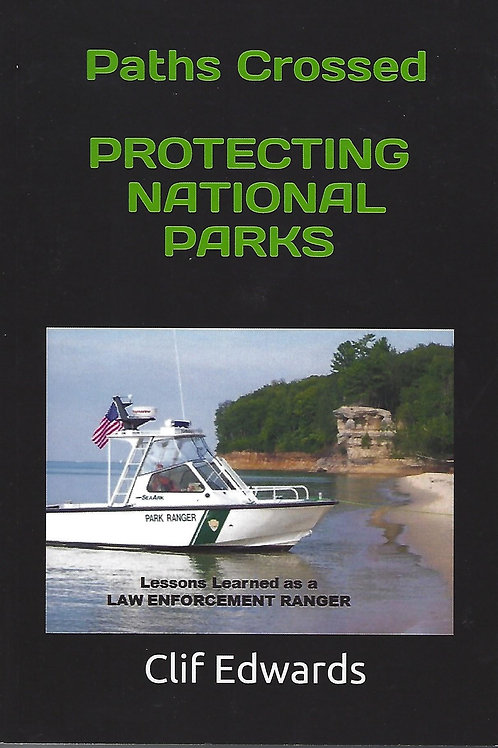 Paths Crossed - Protecting National Parks