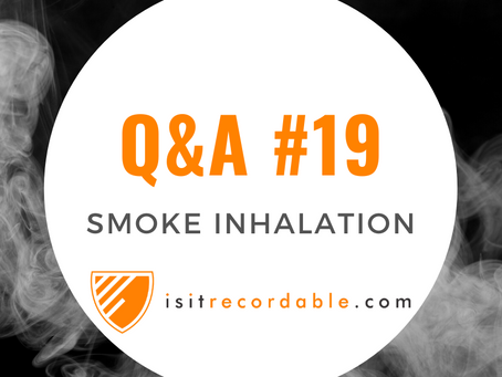 Q19 - Smoke Inhalation