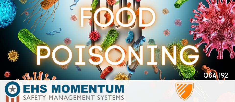 Q192 - Food Poisoning