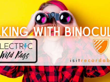 Q163 - Walking With Binoculars
