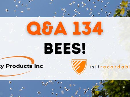 Q134 - BEES!