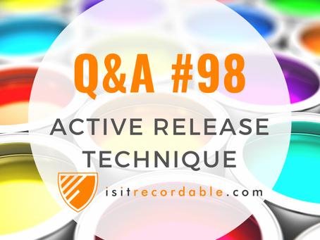 Q98 - Active Release Technique