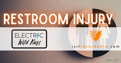 Restroom Injury