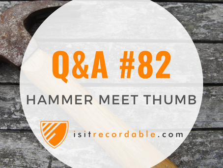 Q82 - Hammer Meet Thumb