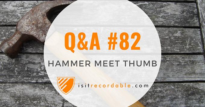 Hammer Meet Thumb
