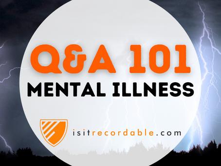 Q101 - Mental Illness