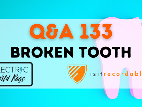 Q133 - Broken Tooth