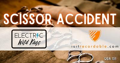 Scissor Accident