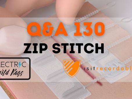 Q130 - Zip Stitch