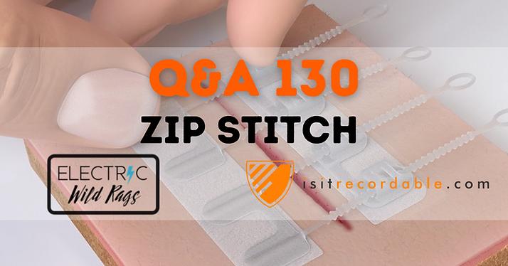 Zip Stitch