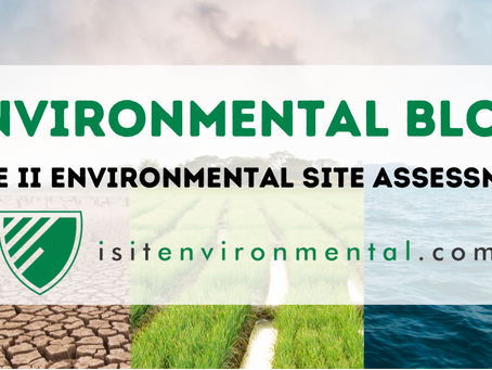 Phase II Environmental Site Assessments